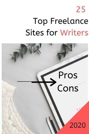 top freelance sites for writers