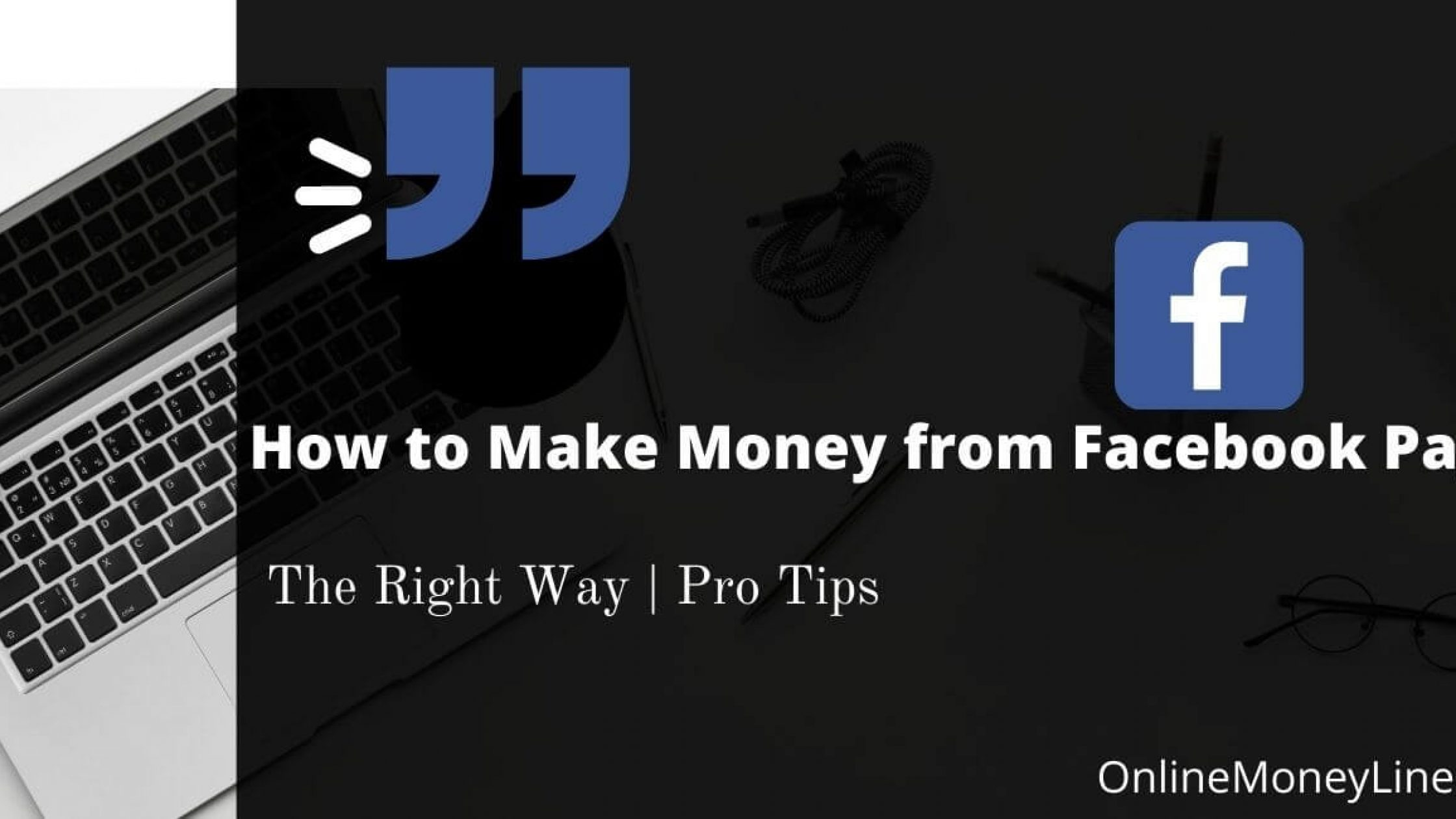 How to earn money from Facebook page – $5880/Mo