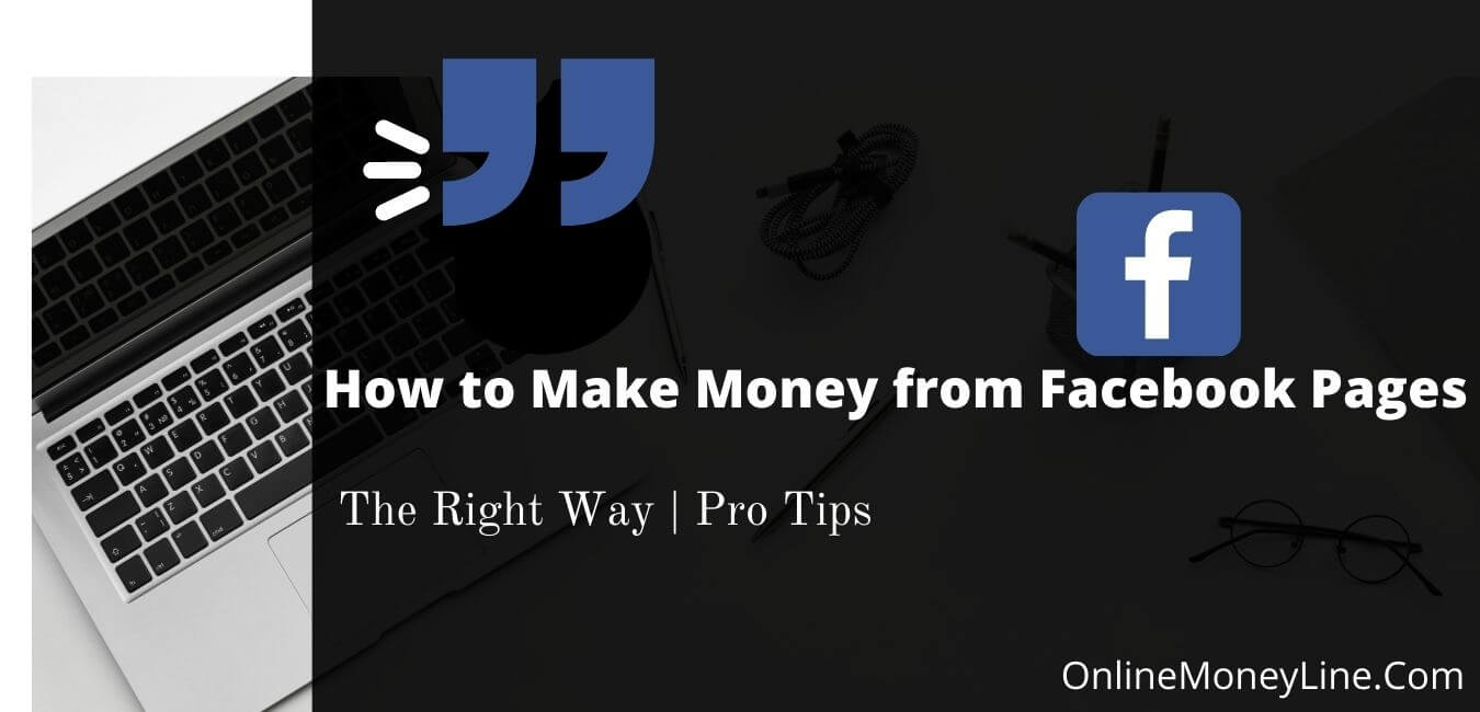 Read more about the article How to earn money from Facebook page – $5880/Mo
