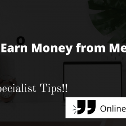 How to Earn Money from Memes