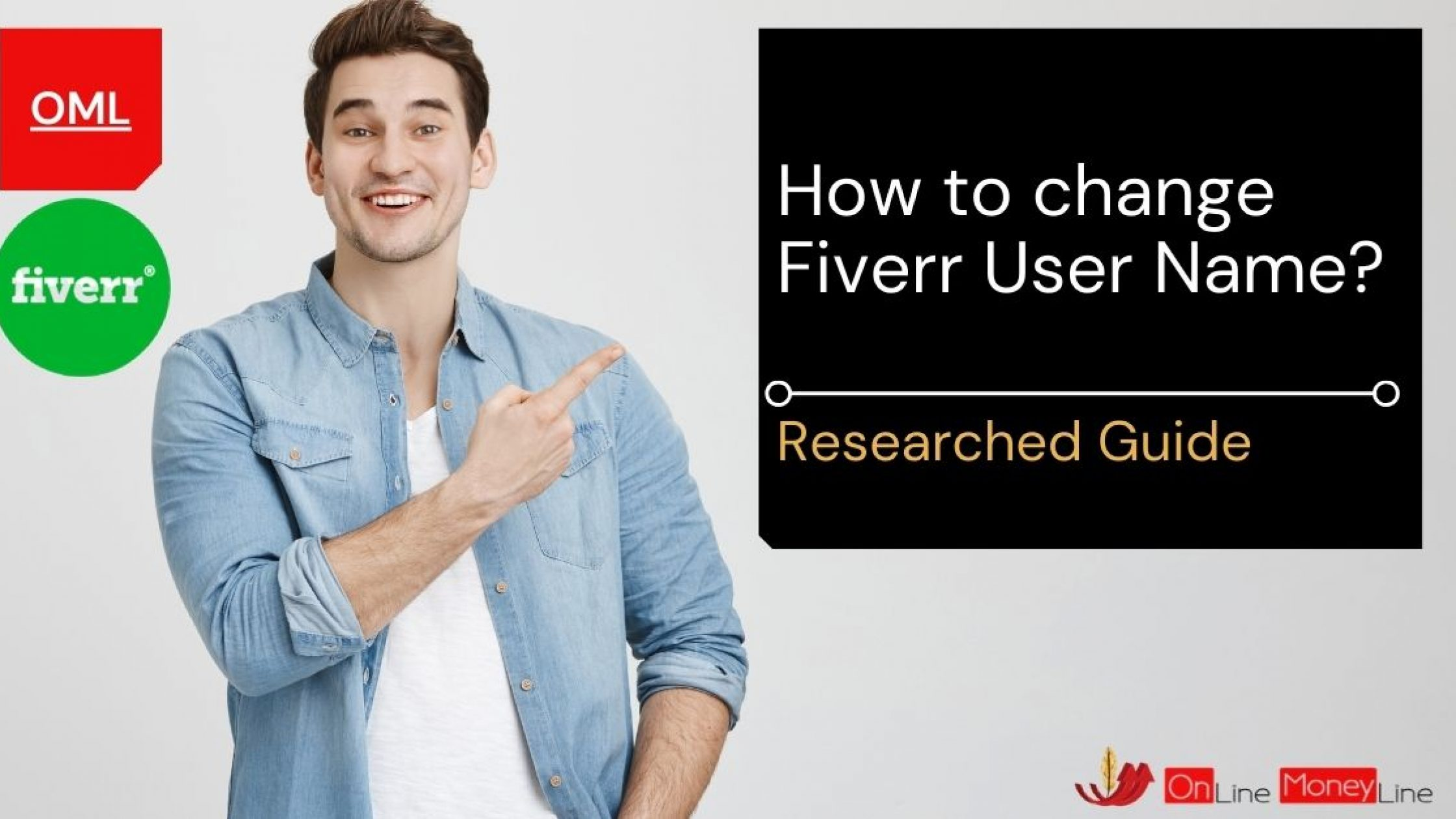 【FAST】How to Change Fiverr Username 2 Minutes