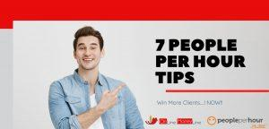 7 People Per Hour Tips To Win More Clients