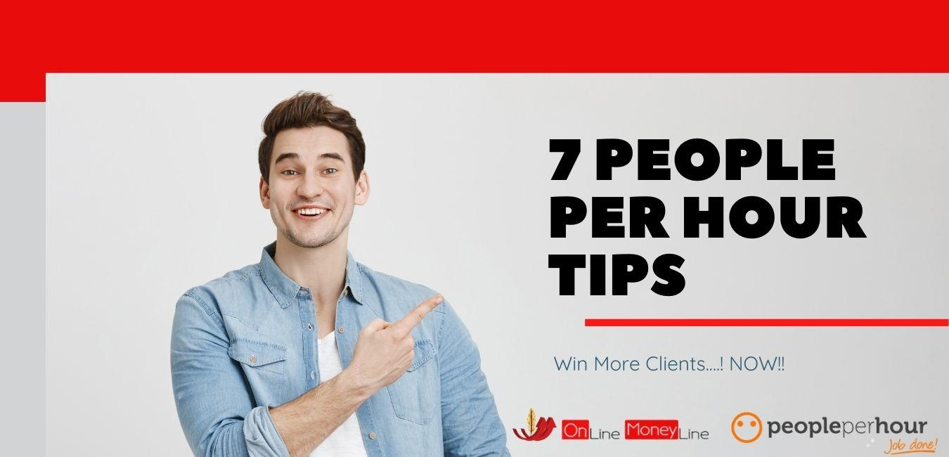 Read more about the article 7 People Per Hour Tips To Win More Clients