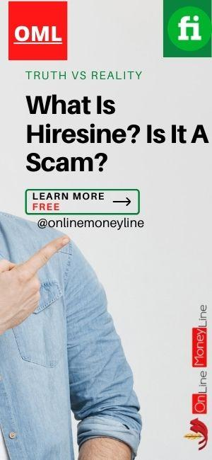 What Is Hiresine? Hiresine Review