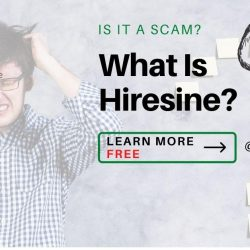 What Is Hiresine? Is It A Scam? Hiresine Review