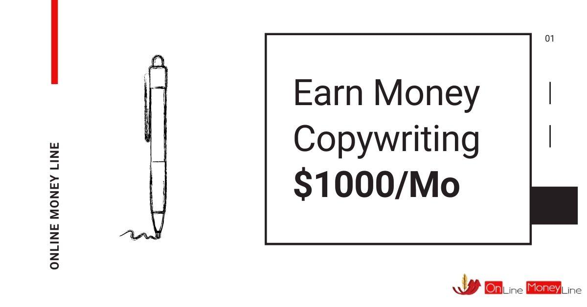 Read more about the article Earn Money with Copywriting | $12,590/Mo