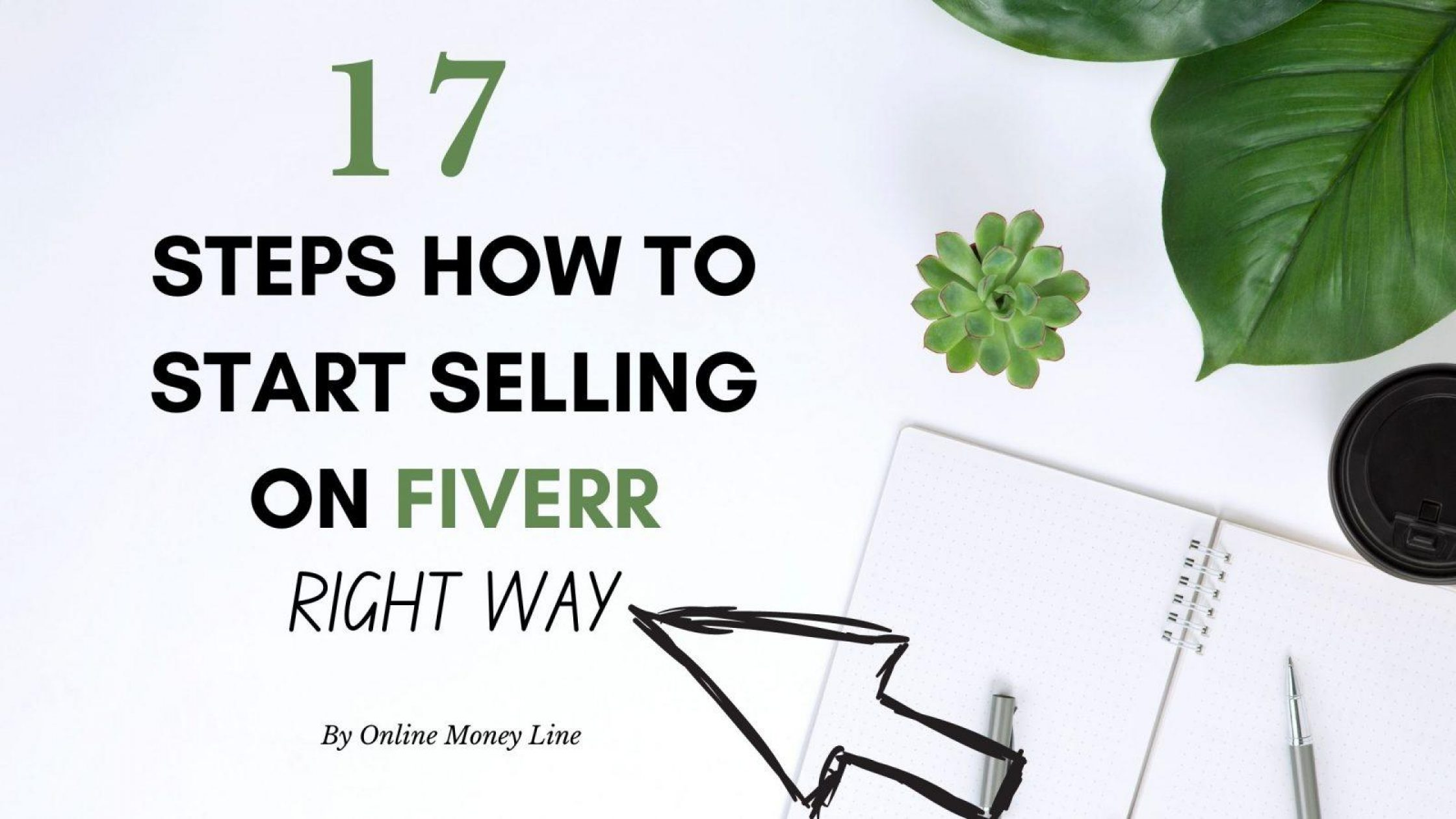 25 Steps How to Start Selling on Fiverr [Guaranteed]