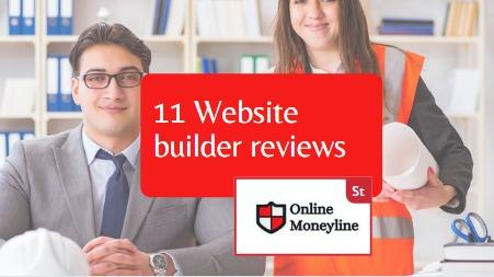 Read more about the article 11 Website Builder Reviews   Easy & Precise Guide