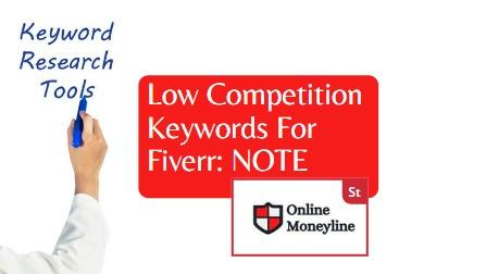 Read more about the article 12 Low Competition Keywords For Fiverr | INSTANT Success