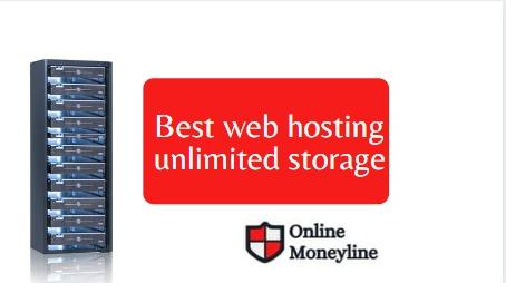Read more about the article 17 Best web hosting unlimited storage