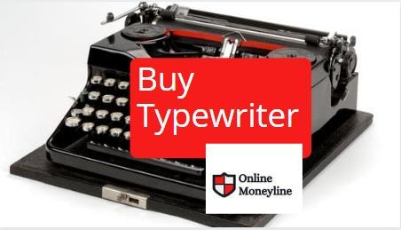 Read more about the article Buy Typewriter: 12 Things You Need To Know Before Buying