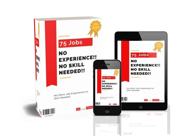 earn online without skills or experience